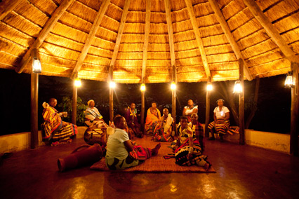 African Ivory Route camps