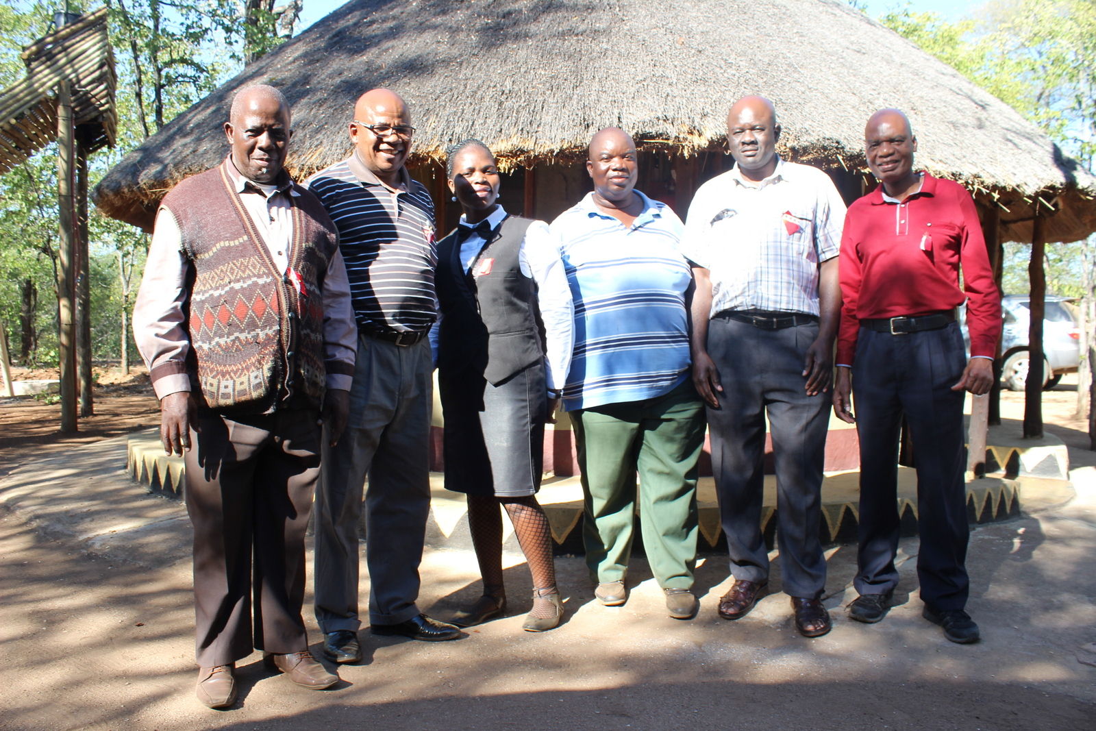Baleni Primary Co-op members