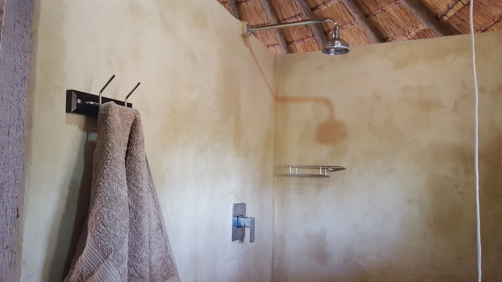 En-suite added to Baleni units